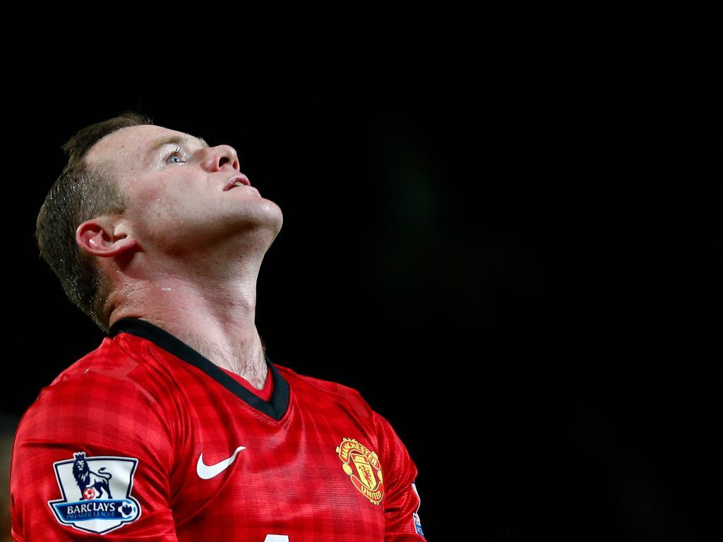 Wayne Rooney [Reuters]