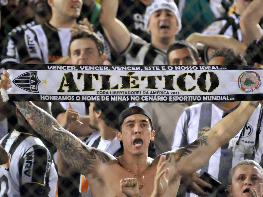 Libertadores: Olímpia-Atlético Mineiro (EPA)