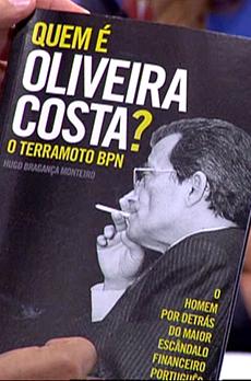 Os livros de Marcelo Rebelo de Sousa «Quem é Oliveira e Costa»