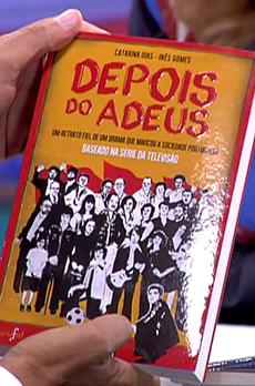 Os livros de Marcelo Rebelo de Sousa «Depois do Adeus»