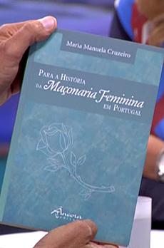 Os livros de Marcelo Rebelo de Sousa «Maçonaria Feminina»
