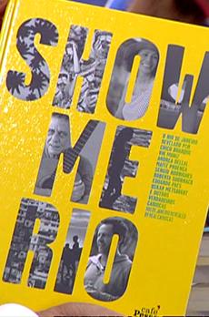 Os livros de Marcelo Rebelo de Sousa «Show me Rio»