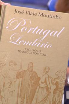 Os livros de Marcelo Rebelo de Sousa «Portugal Lendário»