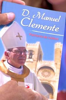 Os livros de Marcelo Rebelo de Sousa «D. Manuel Clemente»