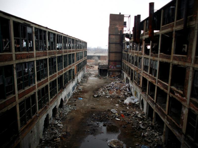 Detroit declara falência (Reuters)