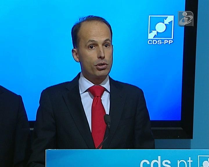 Pedro Mota Soares, CDS-PP