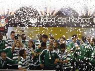 Sporting vence a Taça de Honra de Lisboa