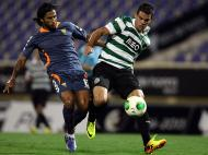 Taça de Honra Sporting vs Estoril [Lusa/Tiago Petinga]