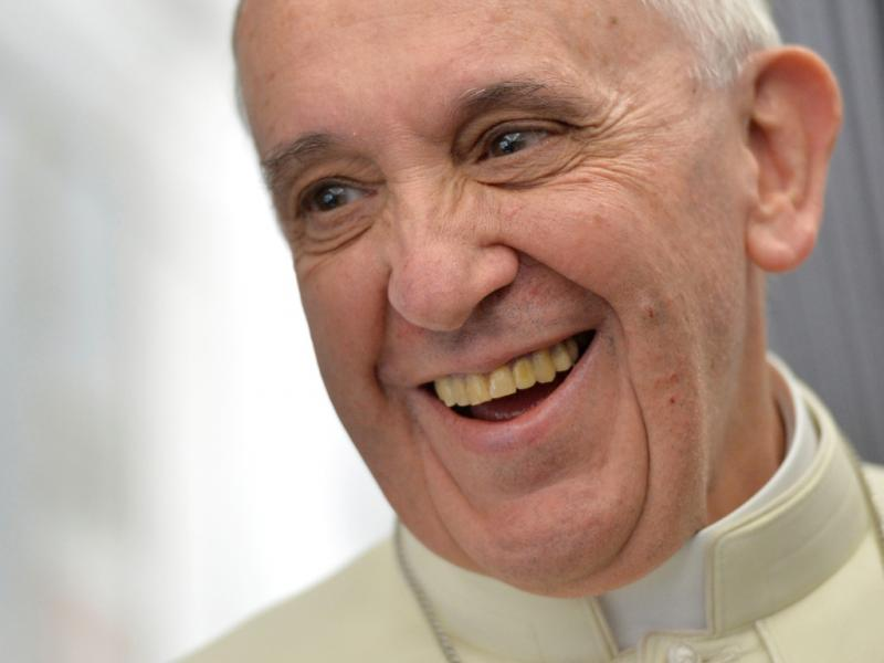 Chegada do Papa Francisco ao Rio de Janeiro (Reuters)