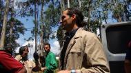 Gil Vicente no paintball (FB do Gil Vicente)