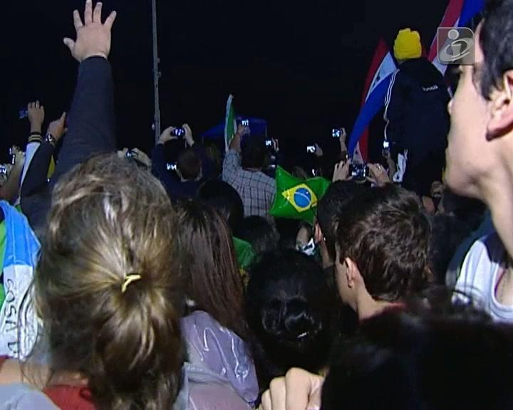 Brasil: ir a Copacabana e não ver o Papa