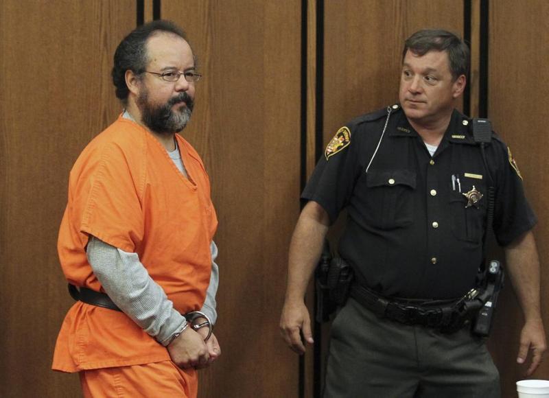Ariel Castro em tribunal Fotos: Reuters