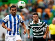Sporting-Real Sociedad [Miguel A. Lopes/Lusa]