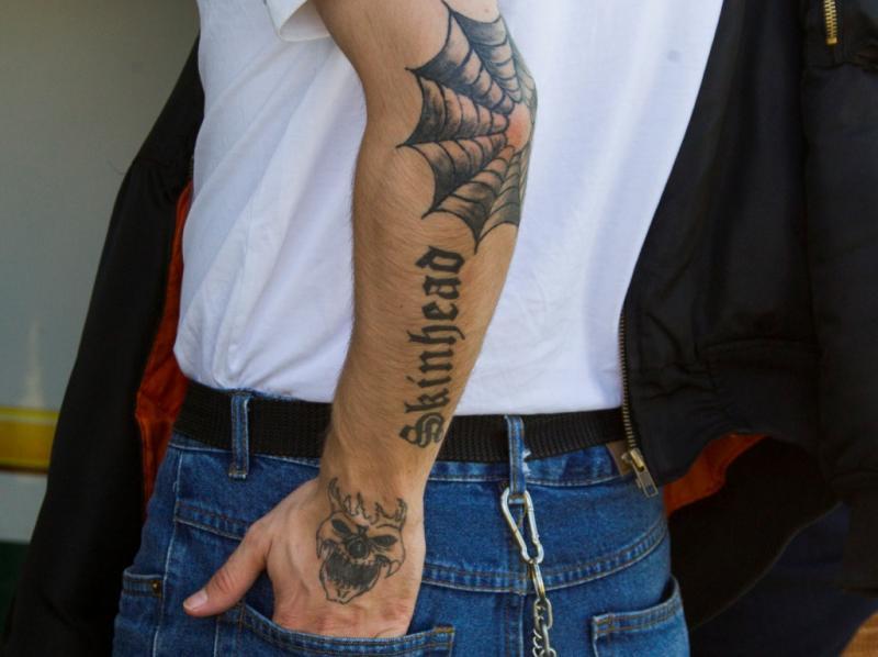 Skinhead (Reuters)