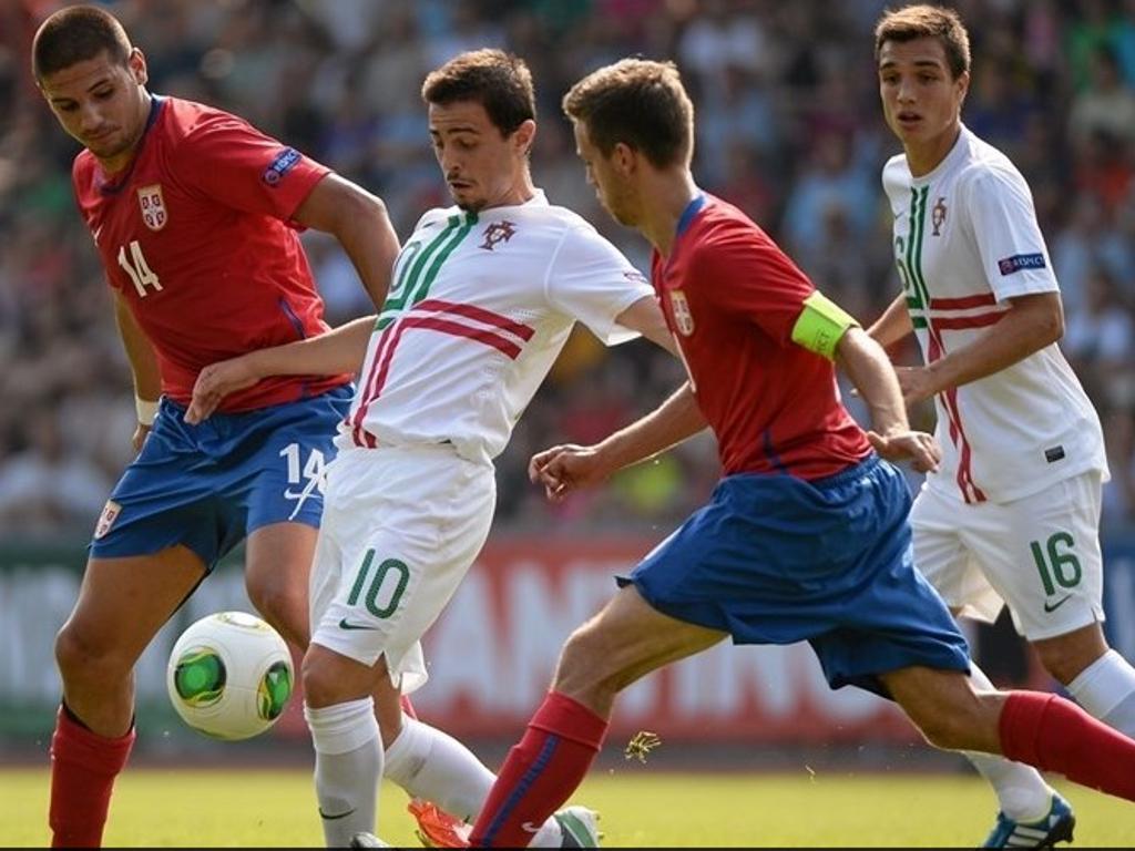 Portugal-Sérvia [UEFA]