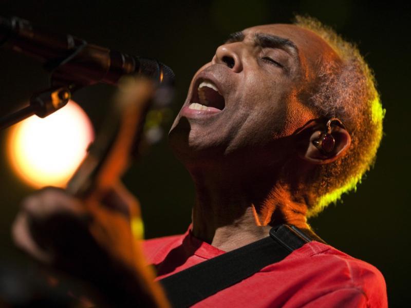 Gilberto Gil (Reuters)