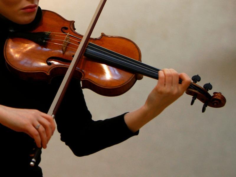 Violino Stradivarius (Reuters)