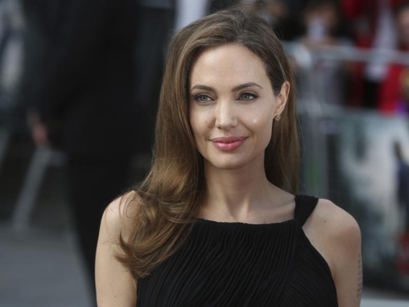 1. Angelina Jolie - 24,9 milhões de euros (Reuters)