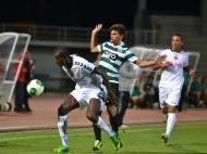 Nacional-Sporting em Rio Maior