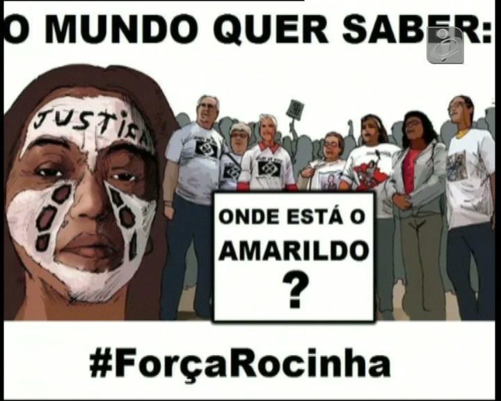 Brasil: homem de tido desaparece sem deixar rasto