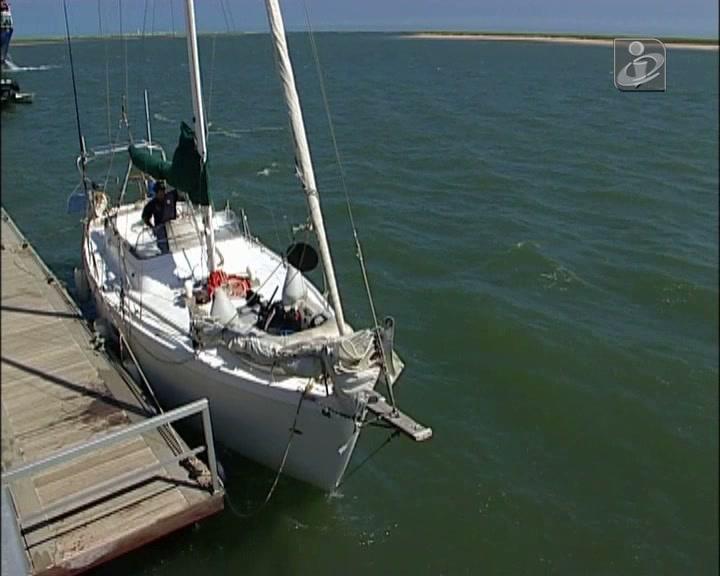 Apreendido veleiro com 287 kg de cocaína em Portimão