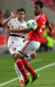 Benfica vs São Paulo
