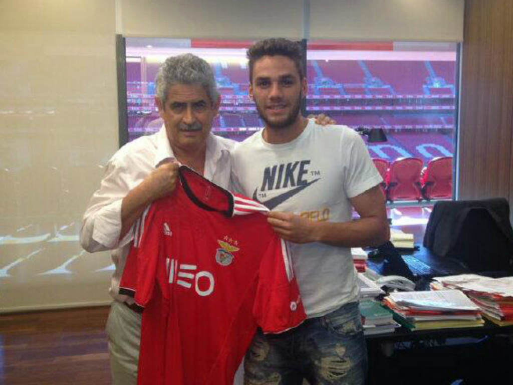 Lolo no Benfica