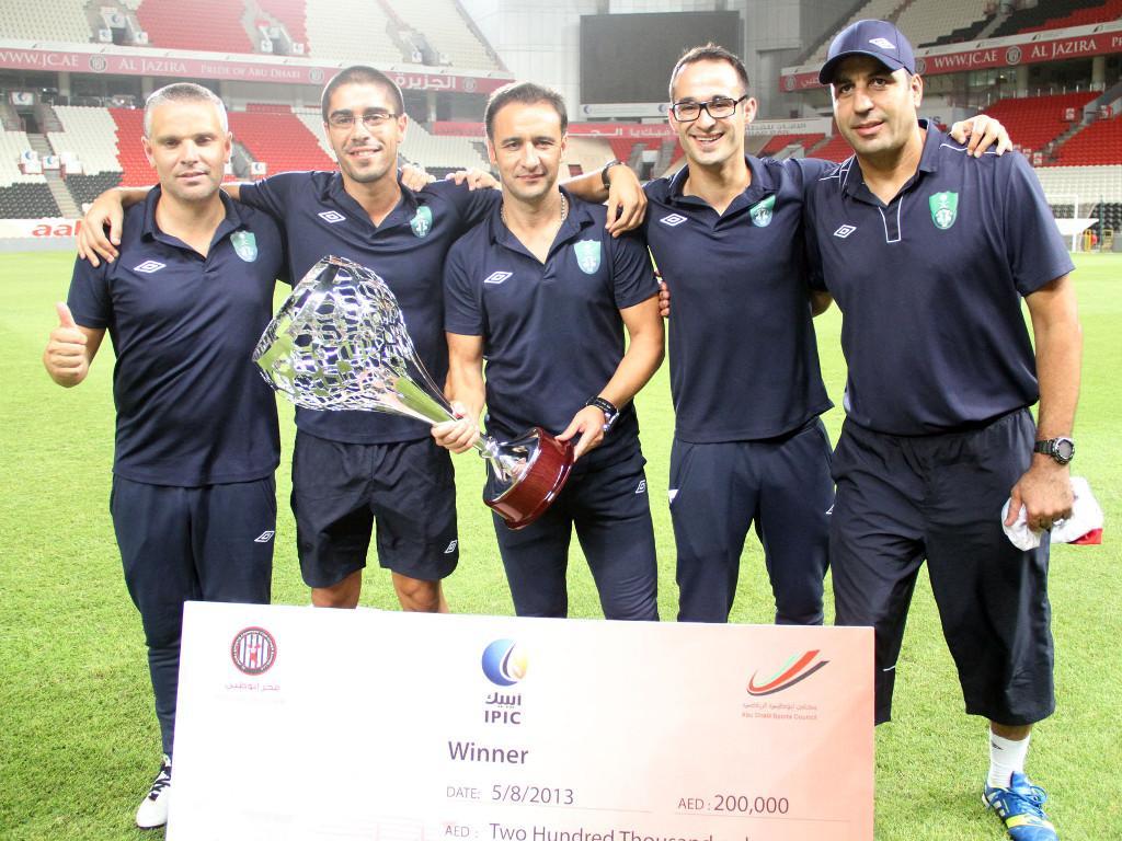 Primeiro título de Vítor Pereira no Al-Ahli
