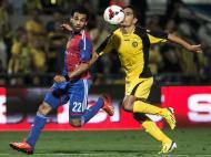Maccabi Tel Aviv vs FC Basel [EPA/Olivier Weiken]
