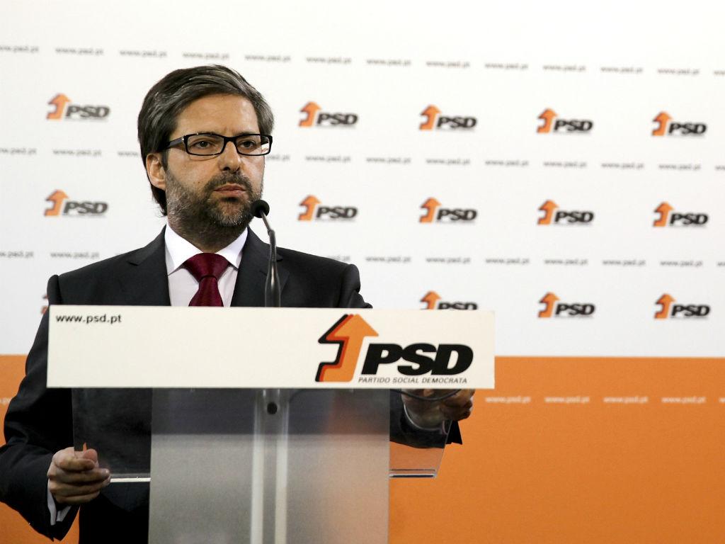 Marco António Costa (Lusa/Tiago Petinga)