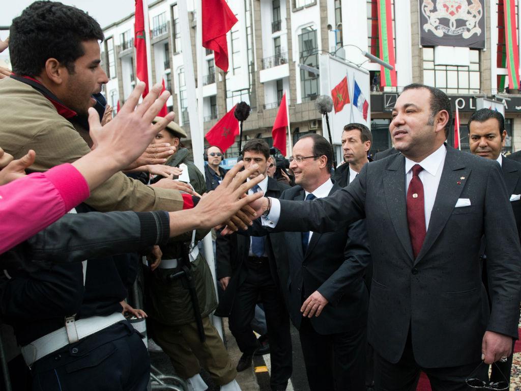 Rei de Marrocos, Mohammed VI (Reuters)