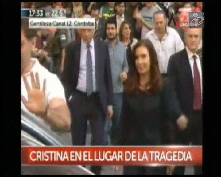 Cristina Kirchener