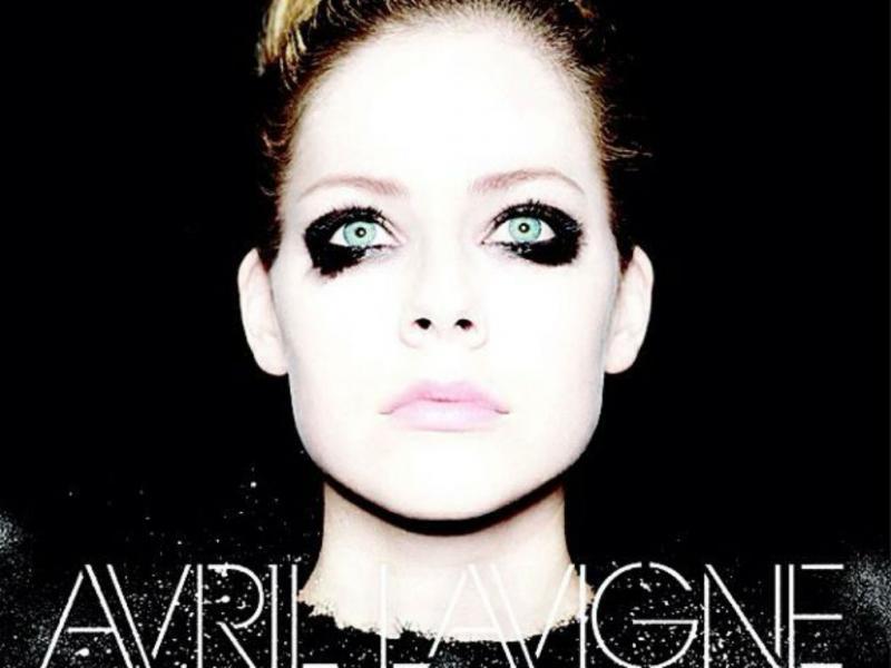 Capa do novo álbum de Avril Lavigne (Reprodução/Instagram)
