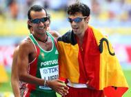 João Vieira quarto nos Mundiais de atletismo