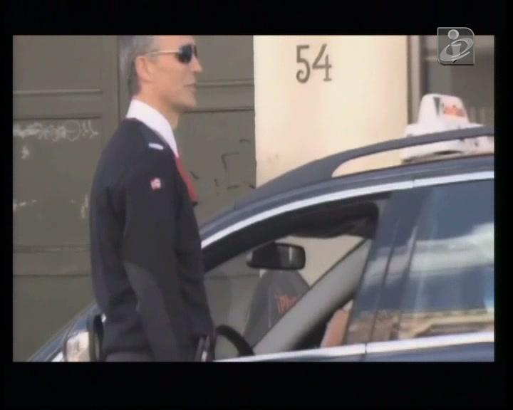 Primeiro-ministro da Noruega disfarçou-se de taxista