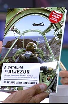 Os livros de Marcelo Rebelo de Sousa «A Batalha de Aljezur»