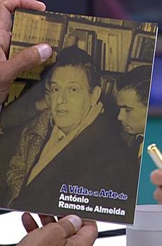 Os livros de Marcelo Rebelo de Sousa «A vida e arte de António Ramos de Almeida»