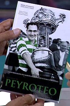 Os livros de Marcelo Rebelo de Sousa «Peyroteo»