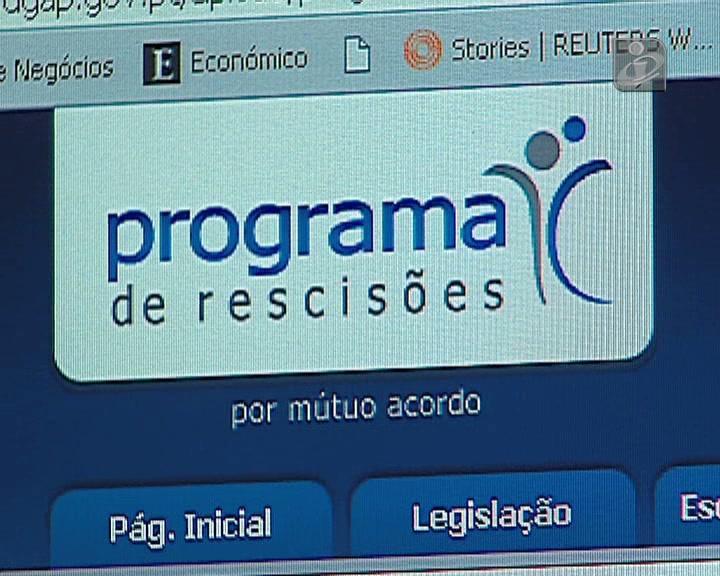 Governo envia propostas de rescisão a funcionários públicos