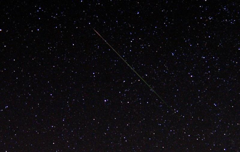 Chuva de estrelas (Reuters)