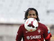 Treino da seleção nacional (Inácio Rosa/Lusa)