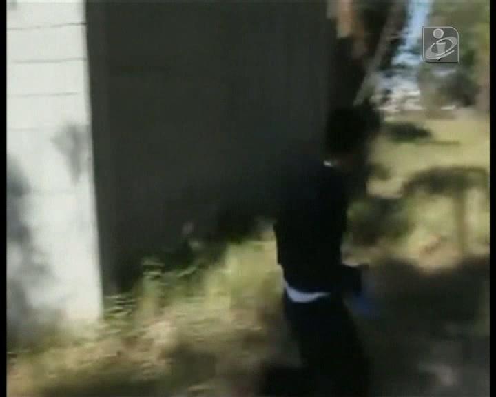 Vídeo mostra jovens detidos a fugir de reformatório