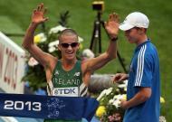 Mundiais de atletismo: 50 quilómetros marcha