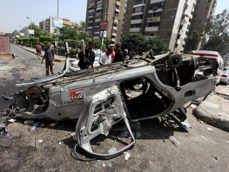 Egito, um dia depois dos violentos confrontos [EPA]
