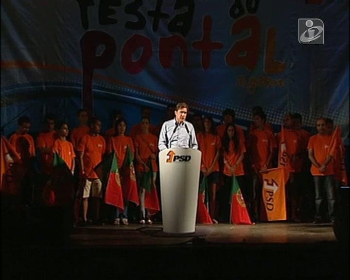 Festa do Pontal: PSD regressa ao Calçadão de Quarteira