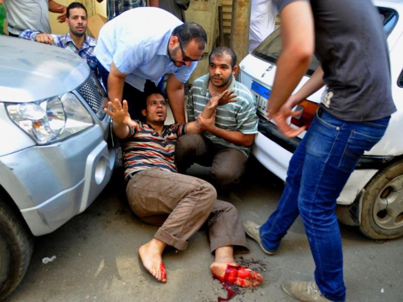 Violência no Egito
