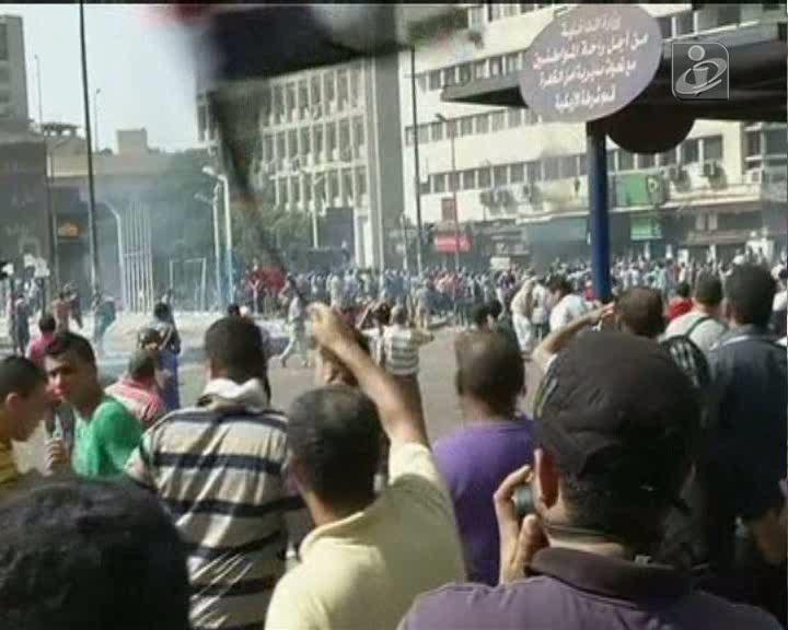 Egito: confrontos em várias cidades do país
