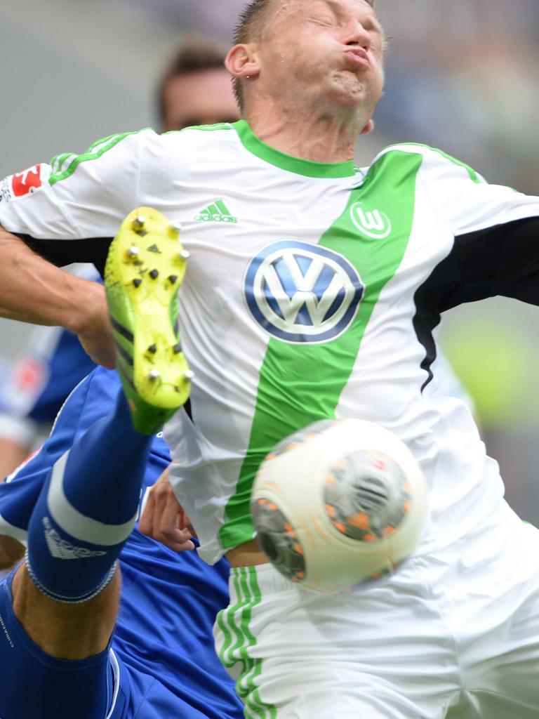 Wolfsburg vs Schalke 04 (LUSA)