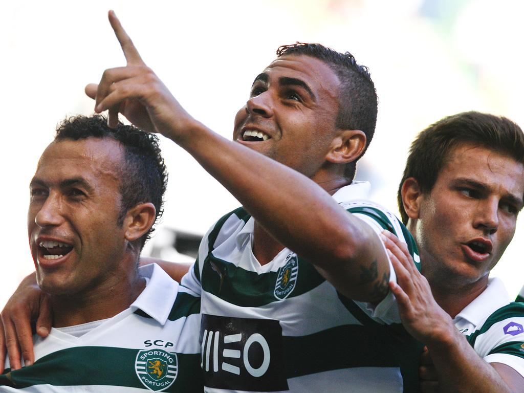 Sporting vs Arouca (LUSA)