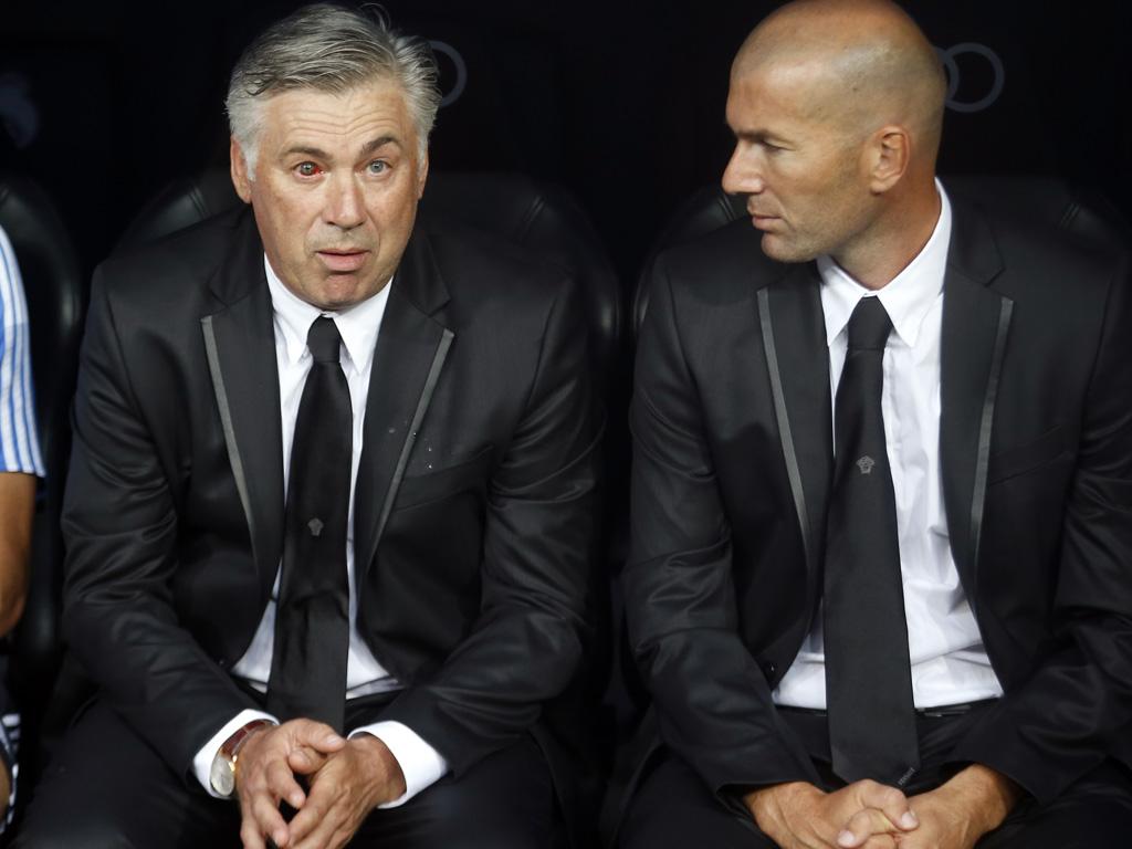 Real Madrid vs Bétis (REUTERS)